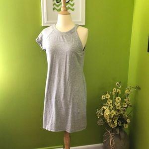 Super cute summer gray dress